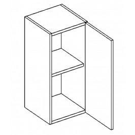 W30P horní skříňka jednodvéřová POSNANIA
