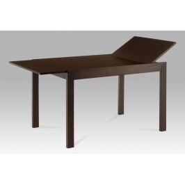 Jídelní stůl dřevěný rozkládací 120 x 80 cm dekor ořech (T-4645) BT-6745 WAL