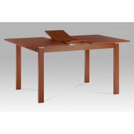 Jídelní stůl rozkládací 120+30x80 cm barva třešeň BT-6777 TR3