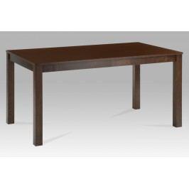 Jídelní stůl 150x90cm barva ořech BT-6955 WAL