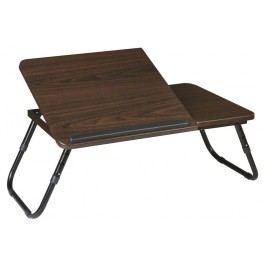Kancelářský stolek B-26 tmavě hnědá