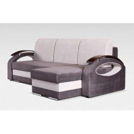 Rozkládací rohová sedačka LIVIA