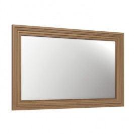 Zrcadlo klasické ve stylovém dekoru dub divoký ROYAL LS