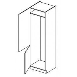 DL60L skříňka na vestavnou lednici SANDY STYLE