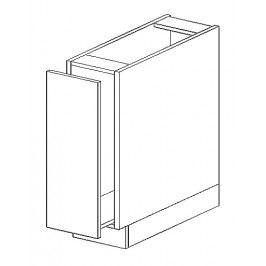 DCARGO dolní výsuvná skříňka COSTA OLIVA