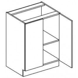 D60 dolní skříňka dvojdvéřová MERLIN