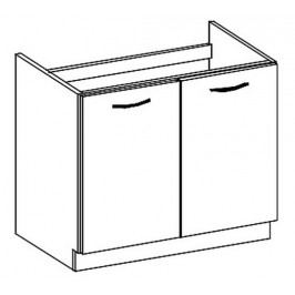 D80ZL dolní skříňka pod dřez SONOMA