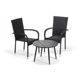 Balkónová sestava stůl a židle DT200