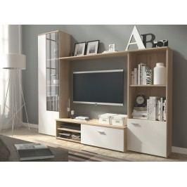 Obývací stěna v elegantním designu KN339