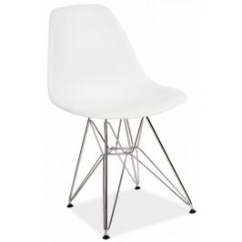 Jídelní židle LINO bílá