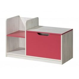 Skříňka - komoda NUKI NU3