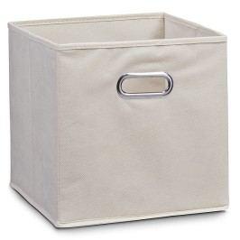Box úložný flísový barva natur E360
