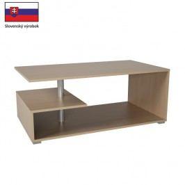 Konferenční stolek v moderním bukovém provedení DORISA