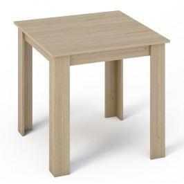 Jídelní stůl KONGO 80x80 sonoma