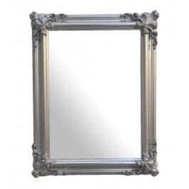 Zrcadlo ORIENT 90x70 stříbrná