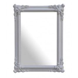 Zrcadlo ORIENT 90x70 bílá