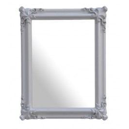 Zrcadlo ORIENT 120x90 bílá