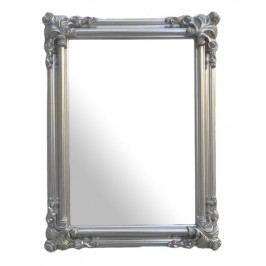 Zrcadlo ORIENT 120x90 stříbrná
