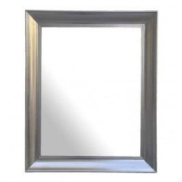 Zrcadlo HORIZON 110x90 stříbrná