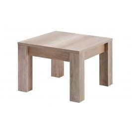 Dřevěný konferenční stolek v provedení dub monument KN072