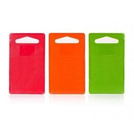 Prkénko krájecí plastové CULINARIA Plastia Colore 28,5 x 18,7 cm