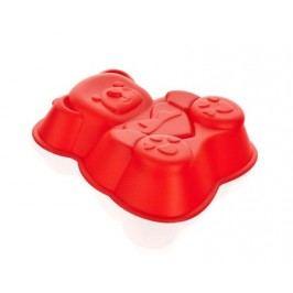 Forma silikonová CULINARIA Red 14,2 x 12,3 x 3,5 cm, medvídek