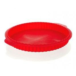 Forma na koláč silikonová CULINARIA Red 27 x 3,5 cm