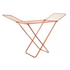Sušák na prádlo 18 m, oranžový