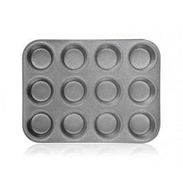 Forma na 12 muffinů s nepřilnavým povrchem GRANITE 35 x 26,5 x 3 cm