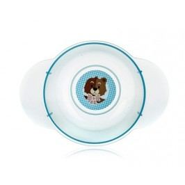 Dětská plastová miska   175x124x59 mm, motiv: BEAR