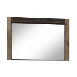 Zrcadlo v moderním dekoru jasan tmavý typ I12 KN089