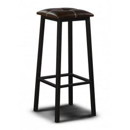 Barová čalouněná moderní židle typ L4 KN092