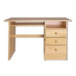 Dřevěný pracovní stůl se zásuvkami typ RB106 KN095