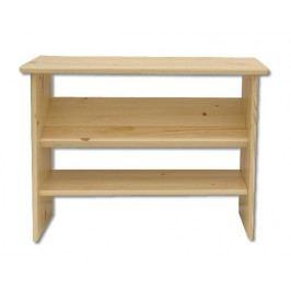 Dřevěný botník typ BS130 KN095