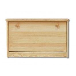Dřevěný botník typ BS117 KN095