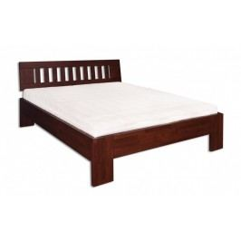 Dřevěná stylová manželská postel o šířce 200 cm typ KL193 KN095