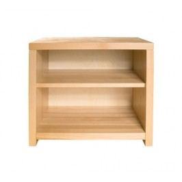 Stylový noční stolek z bukového dřeva typ NS116 KN095