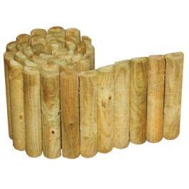 Ohraničení záhonů dřevěné 250x20 cm