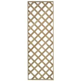 Dřevěná mříž 30x180 cm