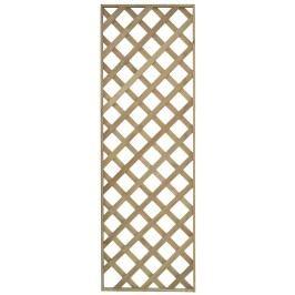 Dřevěná mříž 120x180 cm