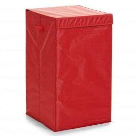 Koš na prádlo červený E145
