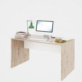 PC stůl 140x80cm v dekoru san remo TK2157