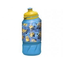 Láhev plastová sportovní EASY MINIONS RULES 420 ml