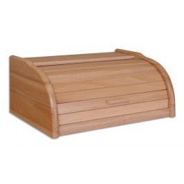 Dřevěný chlebník v dekoru buk KN792