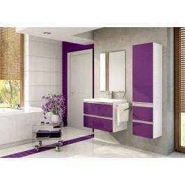 Koupelnová sestava s možností výběru barvy s umyvadlem KN487