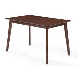 Jídelní stůl 120x75 cm v dekoru ořech KN433