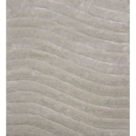 Koberec, bílošedá, 140x200, SELMA