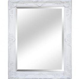 Zrcadlo s rámem v bílém provedení TYP 9 TK2200