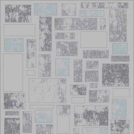 Koberec, vícebarevný, 133x190, HEATHER