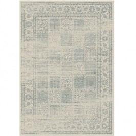 Vintage koberec, šedý,  140x200, Elrond